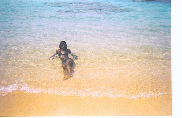 Spatamore Beach, La Maddalena circa 2002