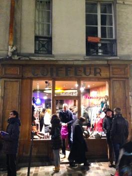 Coiffeur Vintage Shop
