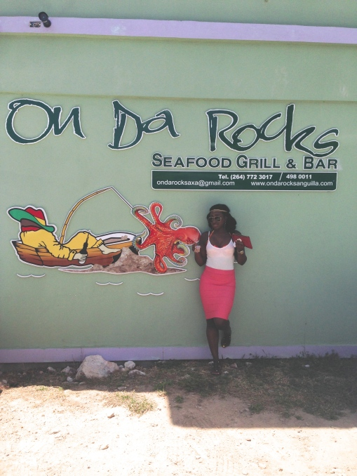 On Da Rocks, Anguilla