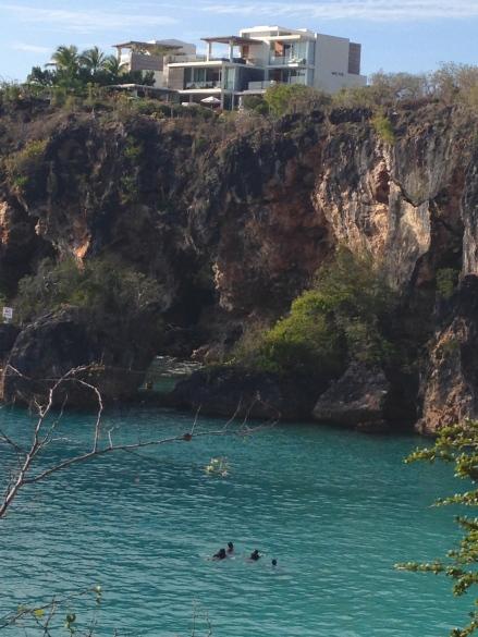 Famous vacation home seen in RHOA, Little Bay Beach