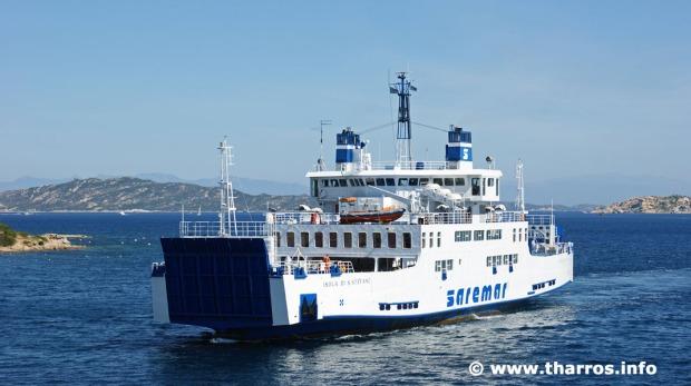 Ferry To La Maddalena