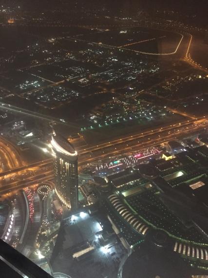 Top of the Burj Khalifa tour