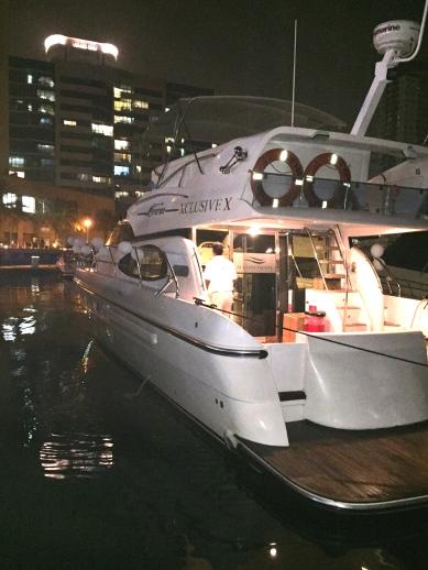 xclusive Yachts Dubai Marina